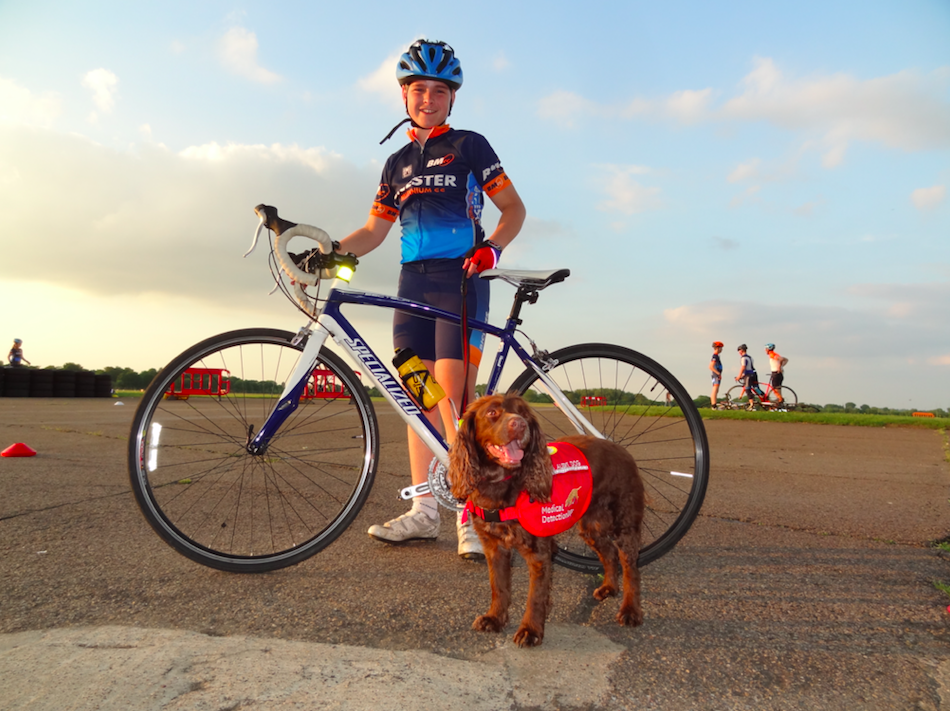 ONE PRO INSURANCE HELP CYCLING ENTHUSIAST 'GO ONE BETTER'