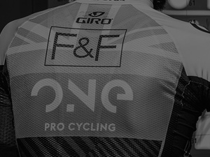 ONE PRO CYCLING<BR>TEAM SPONSORS