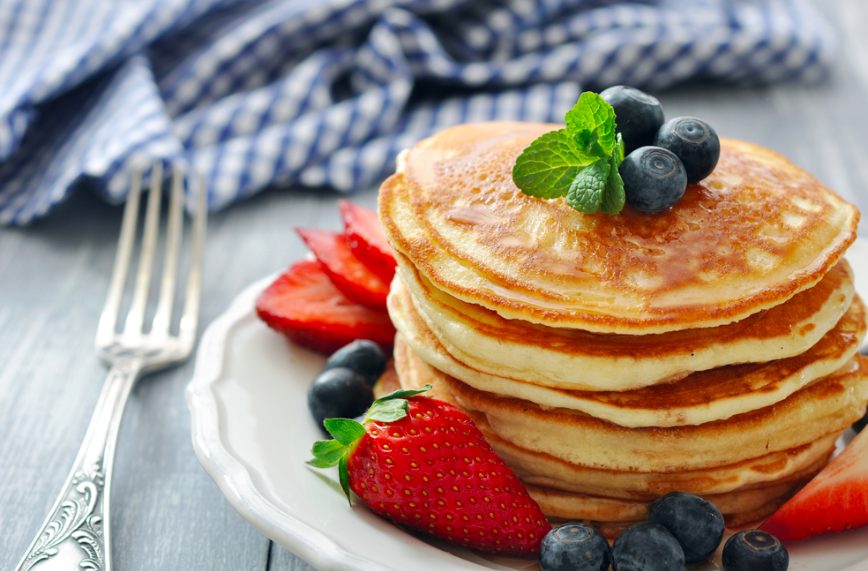 PROTEIN PACKED PANCAKE RECIPES