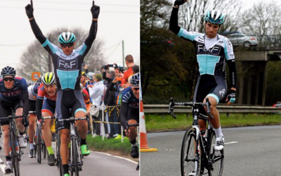 ONE PRO CYCLING KICK START THEIR BRITISH CALENDAR WITH A DOUBLE VICTORY