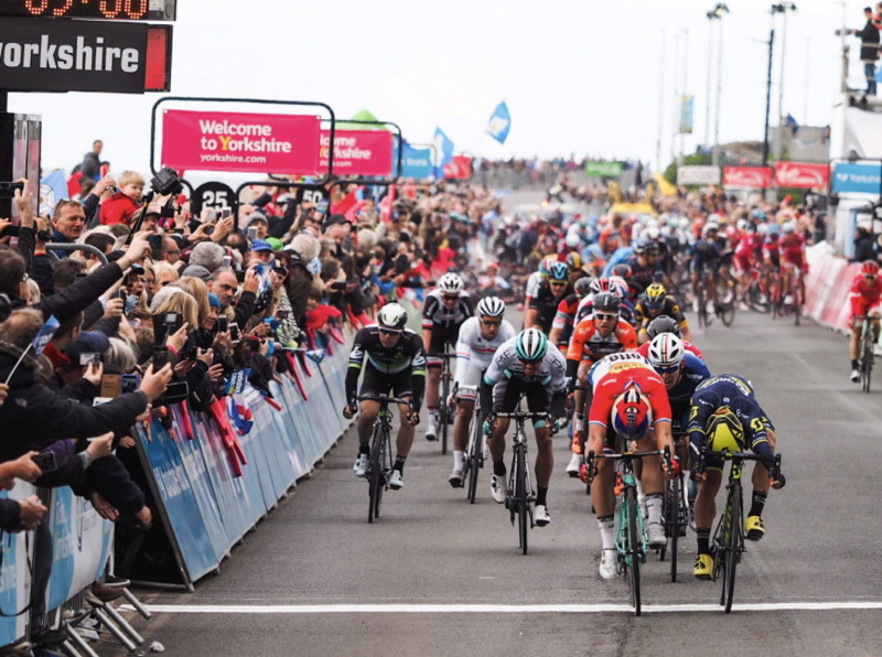 VON HOFF STEAMS INTO SCARBROUGH TO TAKE 5TH ON STAGE ONE