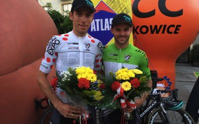 A STRONG PERFORMANCE IN POLAND FOR DOMAGALSKI AND VON HOFF