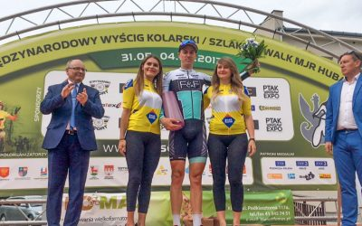 STEWART WRAPS UP POLISH TOUR WITH STAGE VICTORY