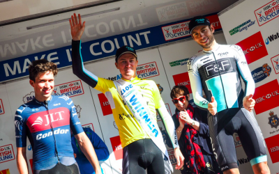 STEWART SECURES OVERALL GC AT TOUR OF THE RESERVOIR