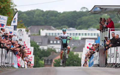 ORAM DELIVERS IMPRESSIVE SOLO VICTORY IN FRANCE