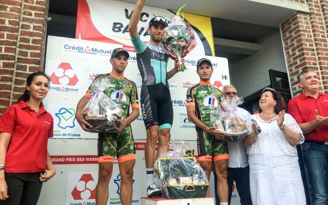 KAROL DOMAGALSKI CLAIMS VICTORY IN GP MARBRIERS