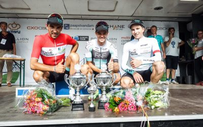 IT'S A CLEAN SWEEP FOR ONE PRO CYCLING AT RONDE VAN MIDDEN