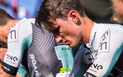 JAMES ORAM NARROWLY MISSES OUT ON TOP 10 IN OVERIJSE