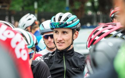 DOMAGALSKI AND ORAM SECURE TOP 20 ON GC AT TOUR OF BRITAIN
