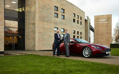 ASTON MARTIN WILL BECOME OFFICIAL PARTNER OF ONE PRO CYCLING