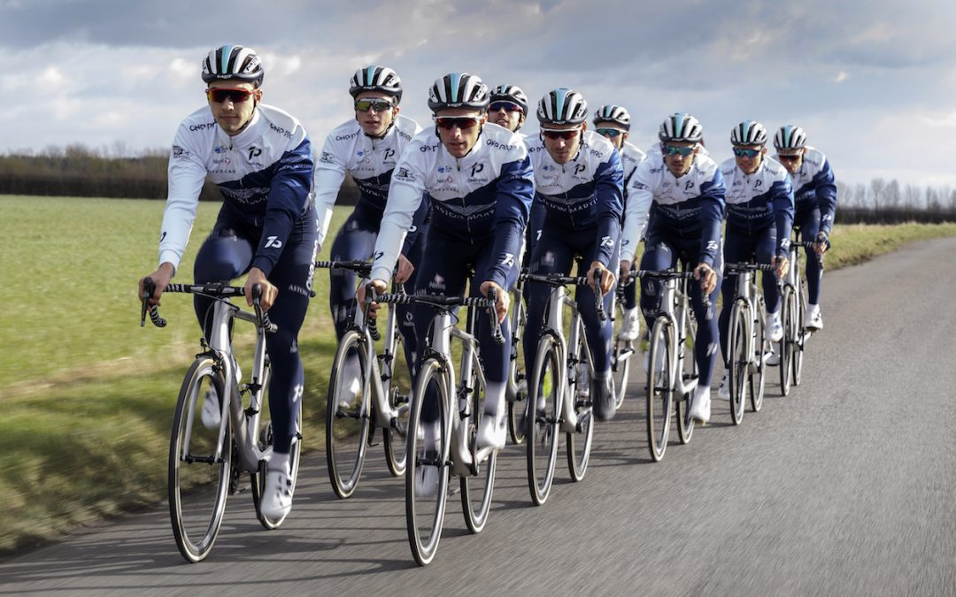 one pro cycling launches with new bikes and kit for 2018 season