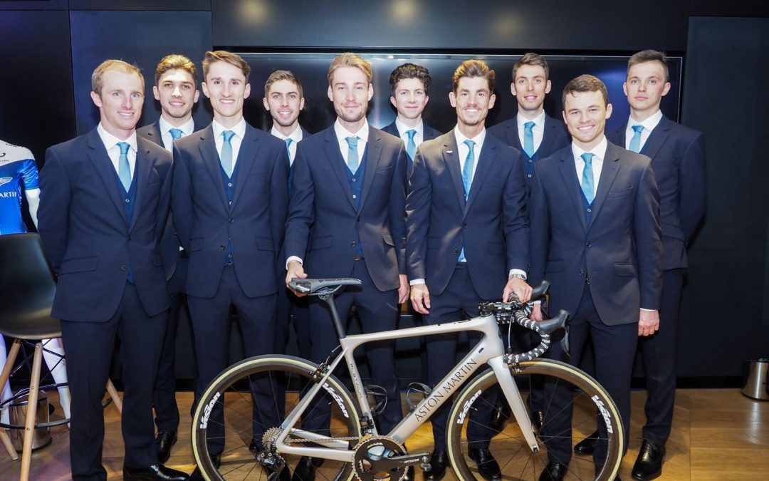 T.M.LEWIN THE PERFECT FIT FOR ONE PRO CYCLING