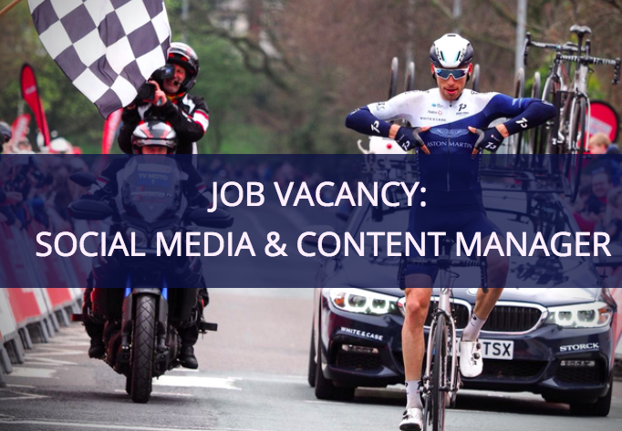 SOCIAL MEDIA AND CONTENT MANAGER