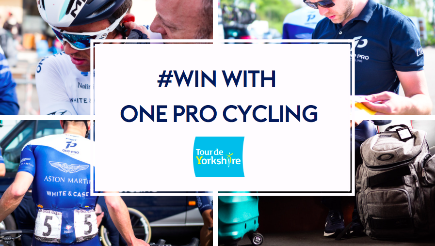 WIN with ONE PRO Cycling – T&C's