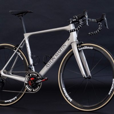 Aston Martin Storck Fascenario.3 - Team Edition Bike