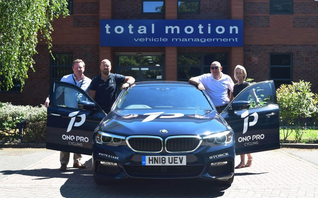 TOTAL MOTION NAMED AS NEW OFFICIAL VEHICLE LEASE PARTNER